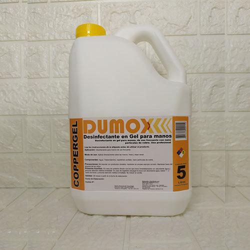 DUMOX COPPERGEL 5 litros