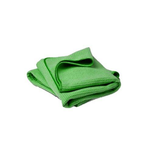Paño Microfibra Verde