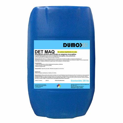 Dumox DETMAQ - Detergente lavalozas