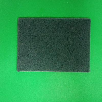Esponja fibra verde