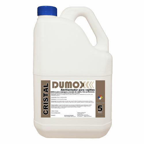 Dumox Cristal - Abrillantador