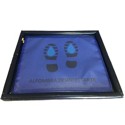ALFOMBRA DESINFECTANTE AZUL