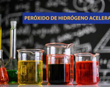 PERÓXIDO DE HIDRÓGENO ACELERADO