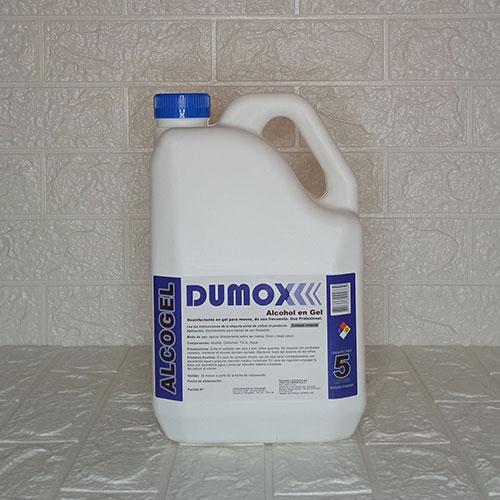 DUMOX ALCOGEL 5 litros