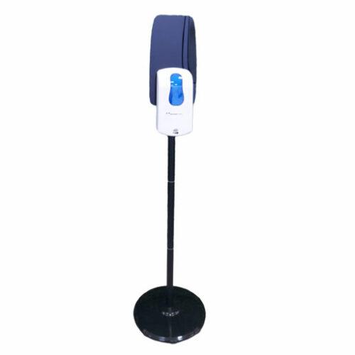 Dispensador automático con pedestal