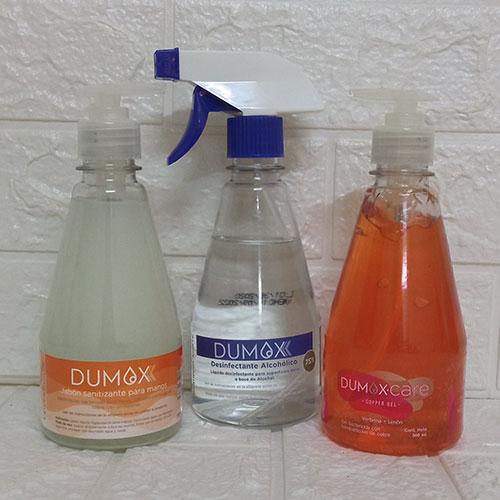 Combo 02 higiene y desinfección
