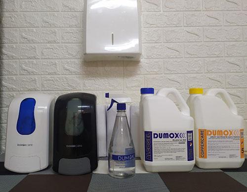 Combo Higiene Institucional